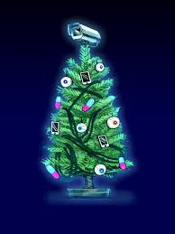 cyberpunk christmas guide neon dystopia