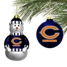 chicago bears ornament products i trees