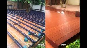 Composite Laminate Flooring Wood Plastic Decking Home U0026 Gardens Geek