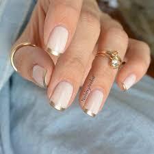 31 cool french tip nail designs u2013 page 29 u2013 foliver blog