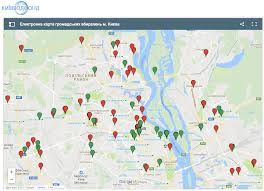 Interactive Map Of The World by Kyiv U0027s Public Restrooms Interactive Map Destinations