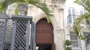 gianni versace u0027s miami mansion villa by barton g ocean drive