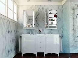 brushed nickel framed bathroom mirror wonderful brushed nickel