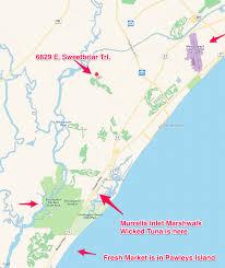 South Carolina Beaches Map South Carolina Civil War Maps Online Map Shows Storm Surge Risk