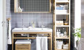 Shelving Units For Bathrooms 15 Exquisite Bathrooms That Make Use Of Open Storage