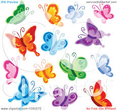 colorful butterfly free clipart free colorful butterfly free clipart