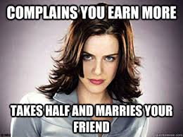 Ex Wife Meme - being friends funny memes ex wife friends best of the funny meme