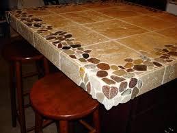kitchen countertop tile design ideas image of stone tile kitchen countertops mamas home pinterest
