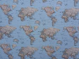 Map Bedding 100 Map Fabric Image Gallery Old World Map Fabric Bunny