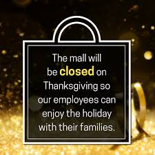 mcdonalds open for thanksgiving hawthorne mall to get u0027back to black friday u0027 will close this