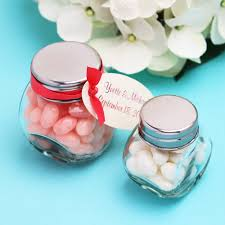jar favors glass candy jar favors 9 pcs favor bottles favor packaging