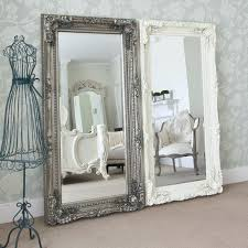 Mirror Room Divider Wall Ideas Old Door Turned Into Full Length Mirror Large Size
