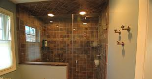 bathroom shower stalls ideas bathroom luxurious bathroom design with lowes frameless shower