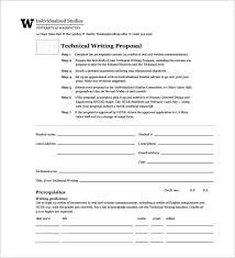 technical proposal templates u2013 21 free sample example format