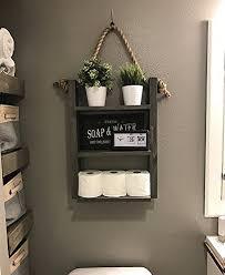 Wood Bathroom Shelves by Ladder Shelf Rustic Wood U0026 Bathroom Shelf Cabin Home