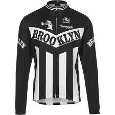 black cycling jacket giordana team thermosquare brooklyn jersey long sleeve men u0027s