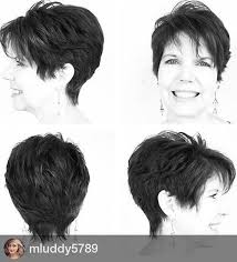 backs of short hairstyles for women over 50 70 respectable yet modern hairstyles for women over 50 hairiz