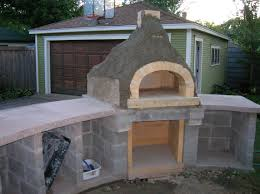home decor outdoor fireplace and pizza oven wood fired pizza