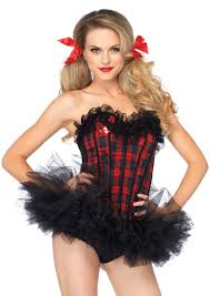 plaid shirt halloween costumes 1 pc easy a plaid corset amiclubwear top shirt