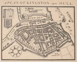 Hull England Map by Post Medieval Archaeology Congress 2017 The Society For Post