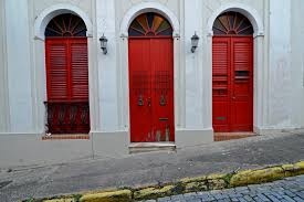 red doors u0026 although they don u0027t paint their doors red anymore
