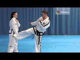 juche pattern video juche tul taekwon do pattern