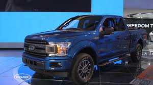 nissan frontier vs f150 2018 ford f 150 video review pickuptrucks com news