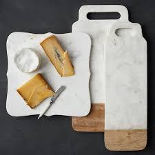 High Tech Cutting Board Marble U0026 Wood Cheese Boards Williams Sonoma