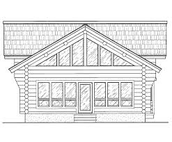 Floor Plans For Log Cabins Log Home Floor Plan Lone Star