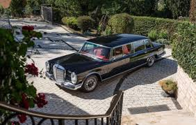 mercedes classic 2017 1968 mercedes benz 600 pullman limousine classiccarweekly net