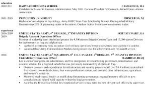 Army Resume Examples examples of resumes writing resume table contents for a