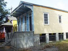 Katrina Homes by Ncptt Building Elevation