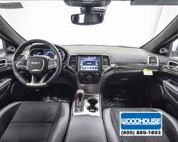 jeep cherokee dashboard fastfriday 2017 jeep grand cherokee srt