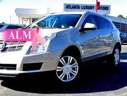 cadillac srx trim packages 2011 used cadillac srx fwd 4dr luxury collection at alm newnan ga