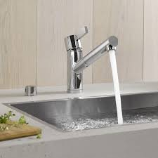 dornbracht kitchen faucet dornbracht eno new stylish kitchen faucet w extensible spray