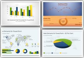powerpoint charts and graphs templates best powerpoint templates