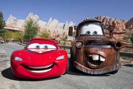 cars characters mater cars land disney u0027s california adventure images collider