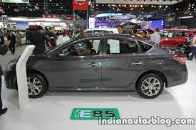 nissan sylphy price nissan sylphy 1 6 e85 thai motor expo live