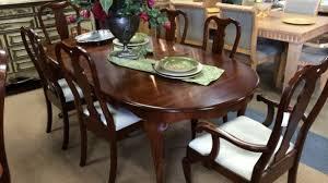 cherry dining room set dining table ebay brilliant room set regarding