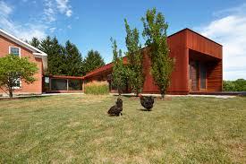 modern farm homes mineral springs superkül inc archdaily