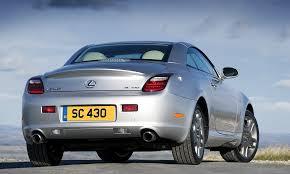 lexus hardtop convertible cars lexus sc specs 2005 2006 2007 2008 2009 2010 autoevolution