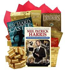 book lover u0027s basket has two bestsellers that you choose along with