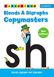 Digraphs Worksheets Blends And Digraphs Copymasters By Letterland Issuu