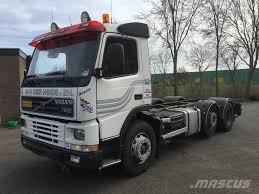 volvo fm 12 380 6x2 chassis cab trucks year of mnftr 1999 price