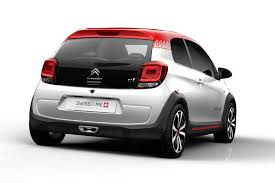 citroen concept citroen c1 swiss u0026 me concept is a tribute to switzerland
