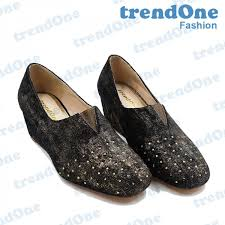 Comfortable Wedge Shoes The Top Of The Shoe Transparent Diamond Decoration Comfortable