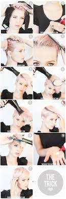 how to style a pixie cut different ways black hair the beauty department your daily dose of pretty super short