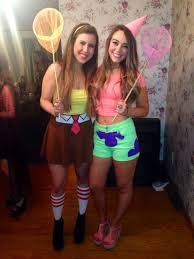 womens nerd halloween costumes spongebob and patrick best friends costume best friend goals