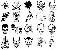 design ideas tattoos modern tattoo stencils skull tattoo stencil designs cvcaz tattoo