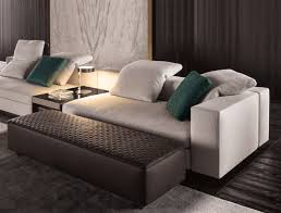 minotti catalogue nahoor demetra table lamp in interiors